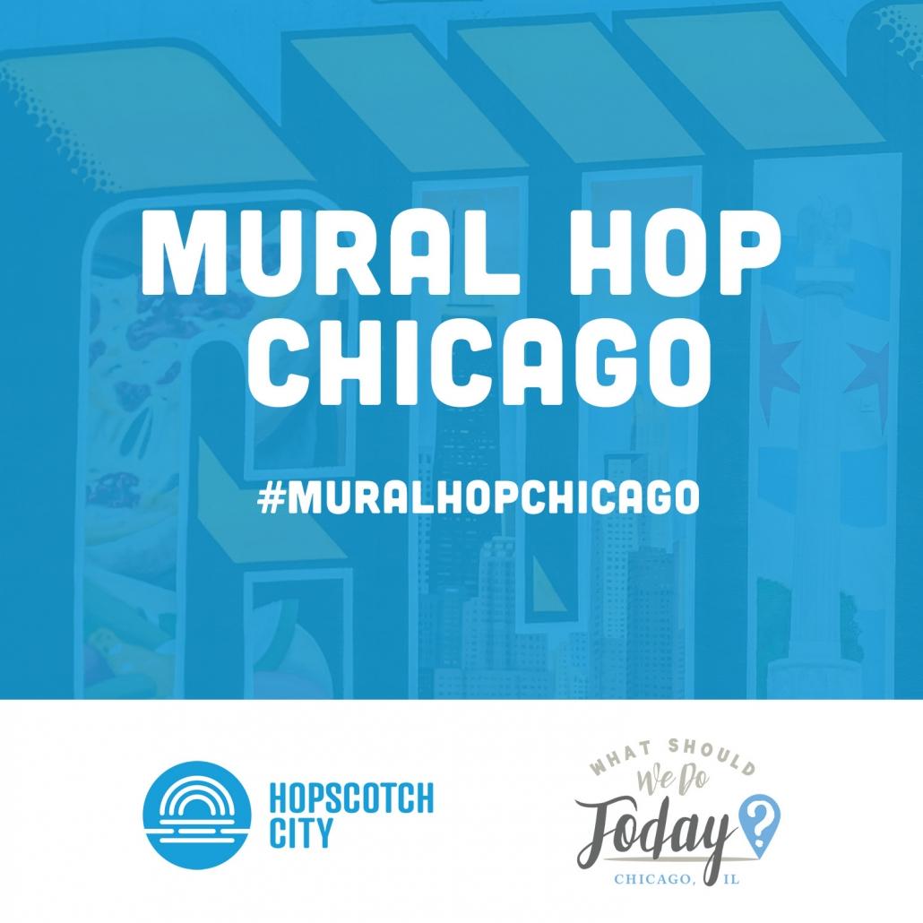 Chicago mural scavenger hunt